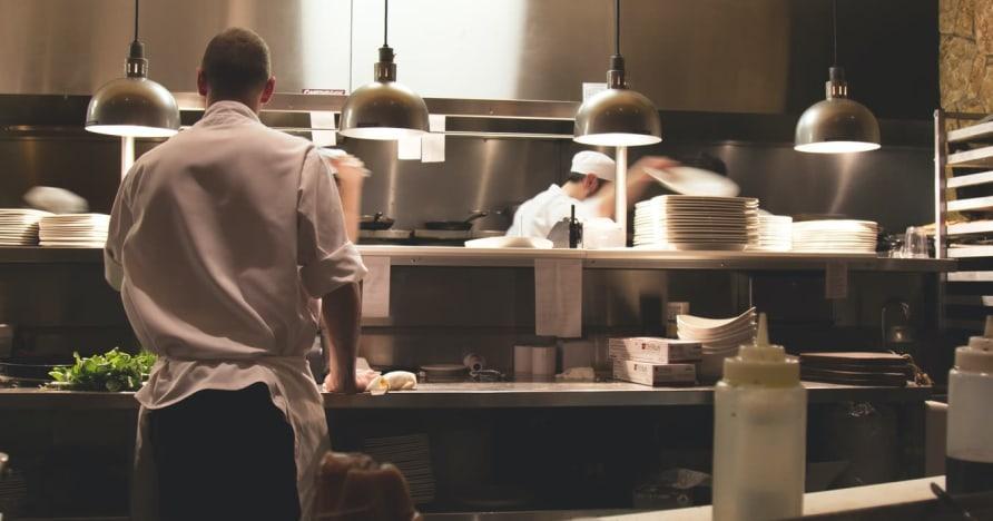 Uppmärksamhet kockar! - NetEnt släpper Gordon Ramsay Hell's Kitchen