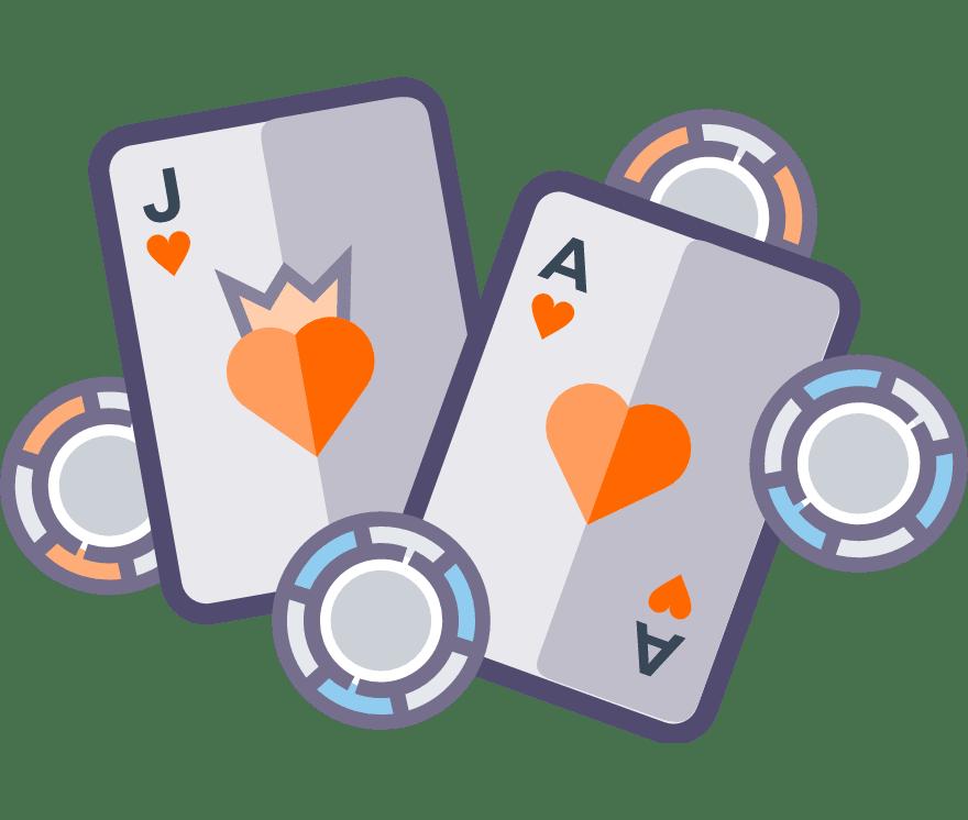 20 Bästa Blackjack Mobil Casinos 2021