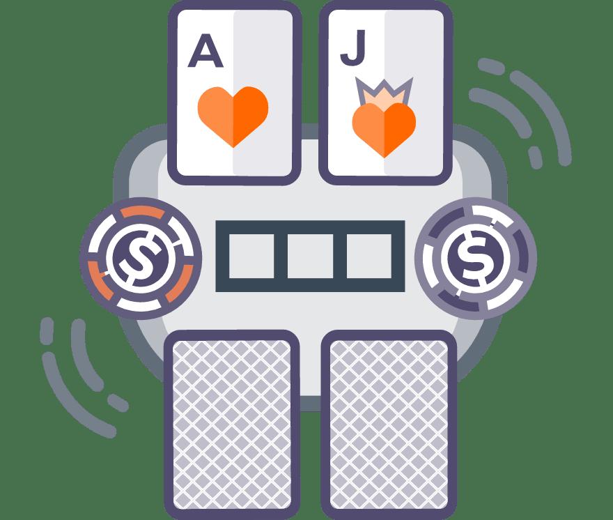 11 Bästa Casino Holdem Mobil Casinos 2021