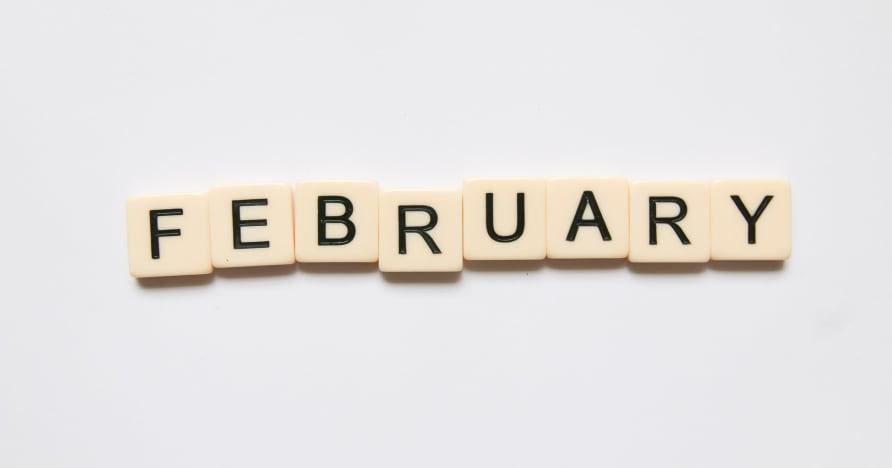 Microgaming släpper svindlande 20 nya titlar i februari