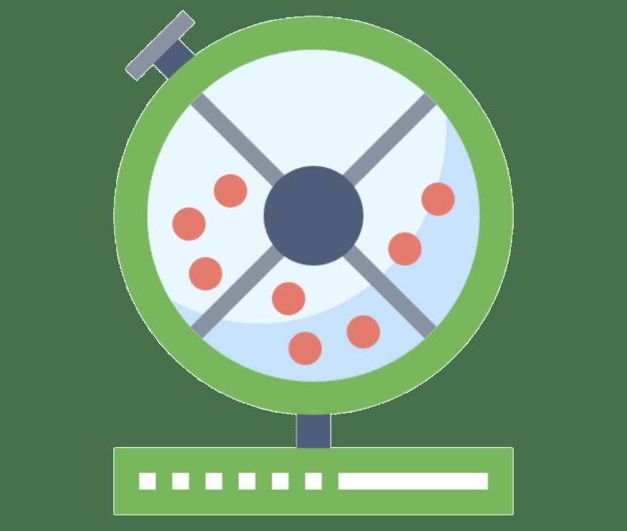 Bästa Lotteri Mobil casinos 2021