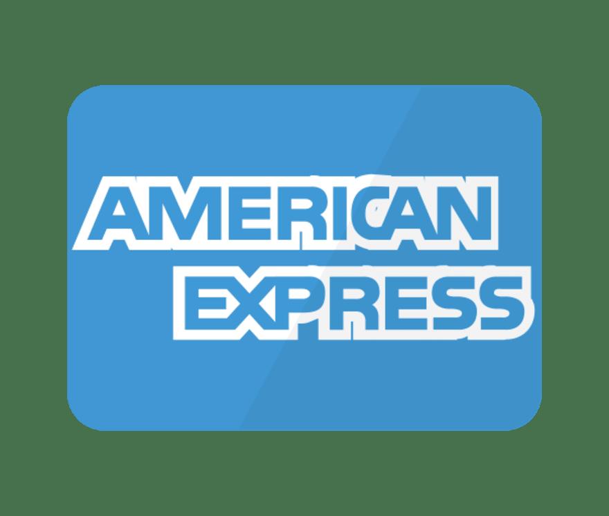 Mobil casinon med American Express 2021