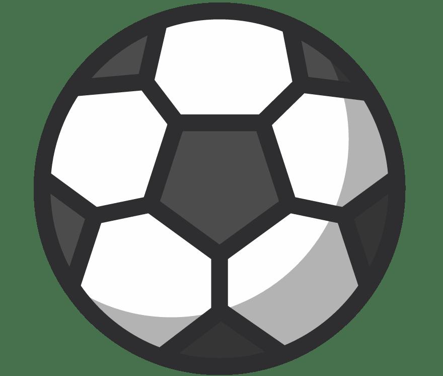 5 Bästa Fotboll Betting Mobil Casinos 2021