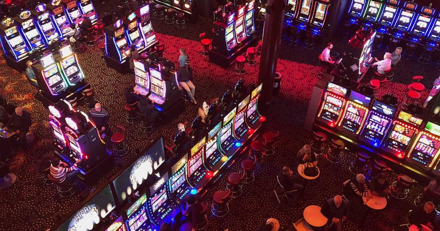 Sociala casinon vs onlinecasinon
