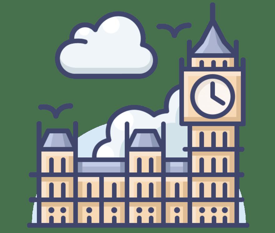 19 Mobil casinon i Storbritannien 2021