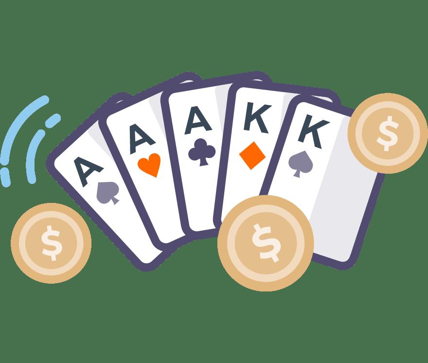 14 Bästa Poker Mobil casinos 2021