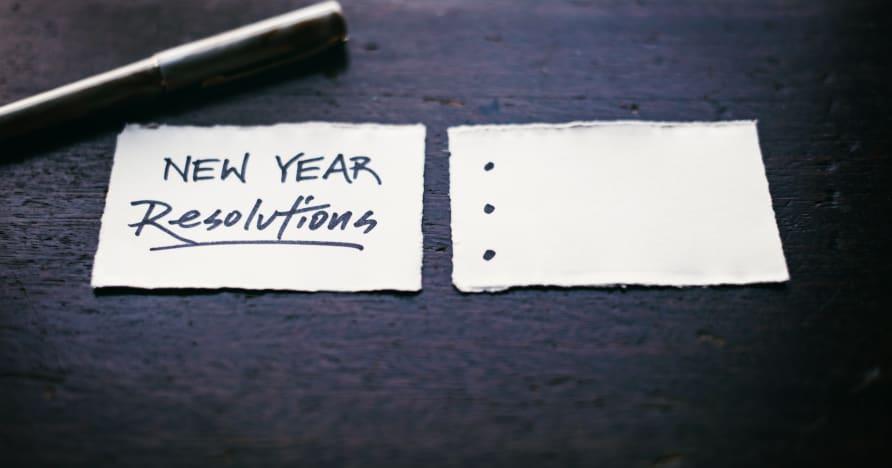 Hedrar du dina nyårsresolutioner?