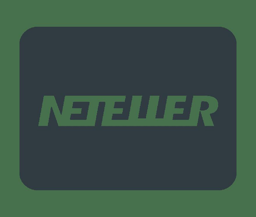 18 Mobil casinon med Neteller 2021