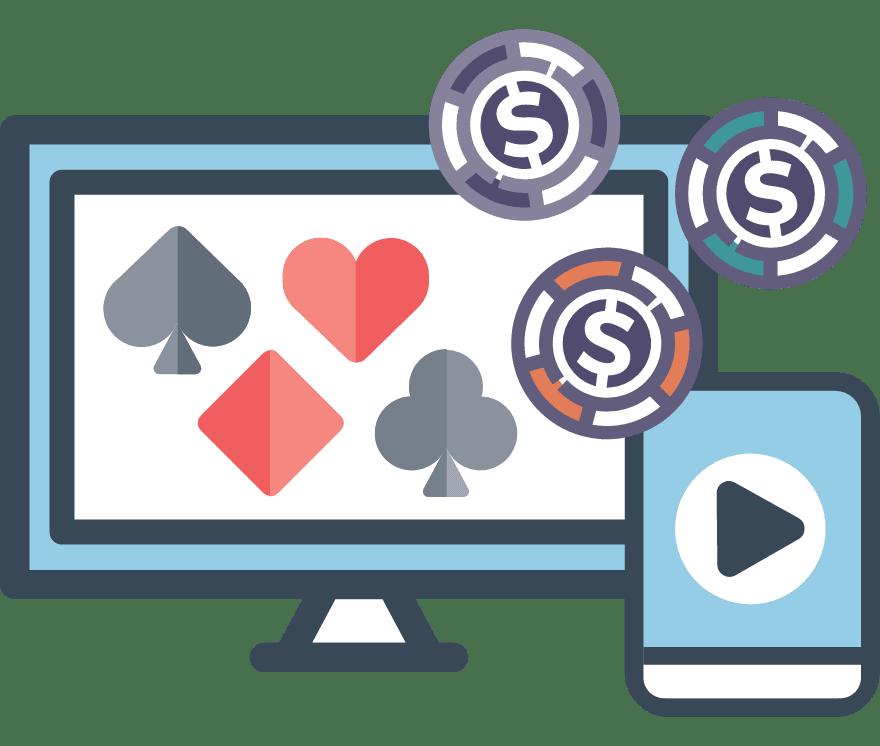 12 Bästa Videopoker Mobil Casinos 2021