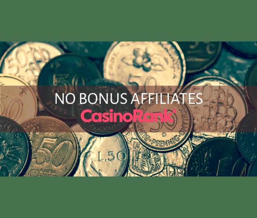 1 Bästa No Bonus Affiliates Mobil Casinos