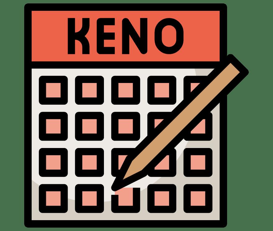2 Bästa Keno Mobil Casinos 2021