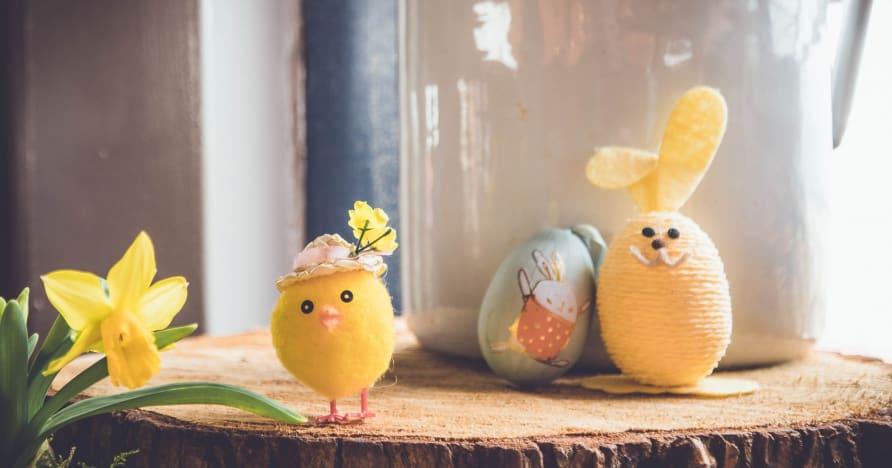 Yggdrasil välkomnar påskhelgen med påskön 2
