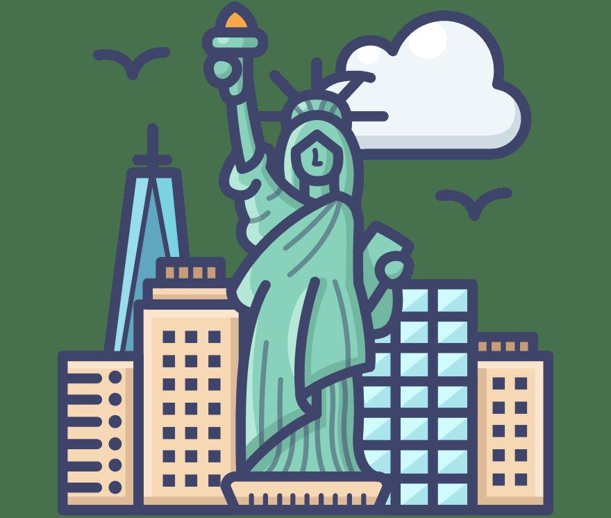 Mobil casinon i Förenta staterna 2021