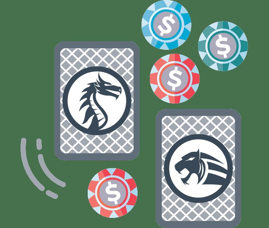 4 Bästa Dragon Tiger Mobil Casinos 2021