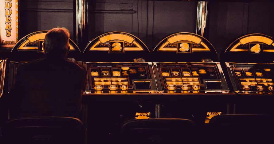 Spela med bitcoin mobilautomat
