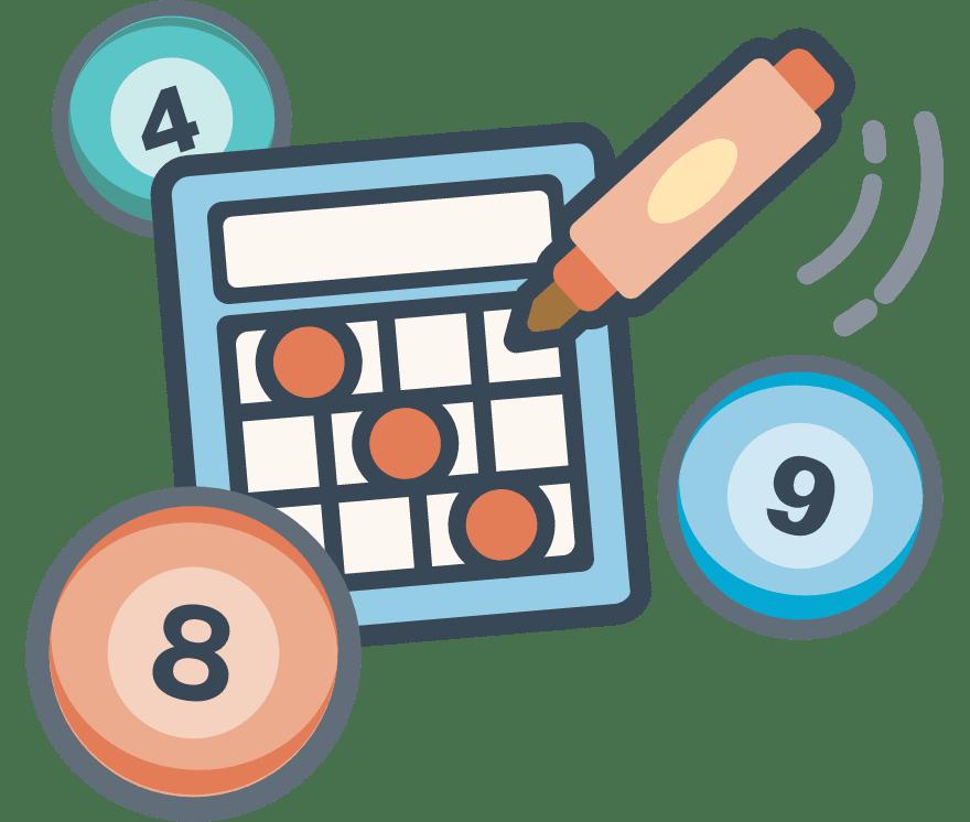 5 Bästa Bingo Mobil Casinos 2021