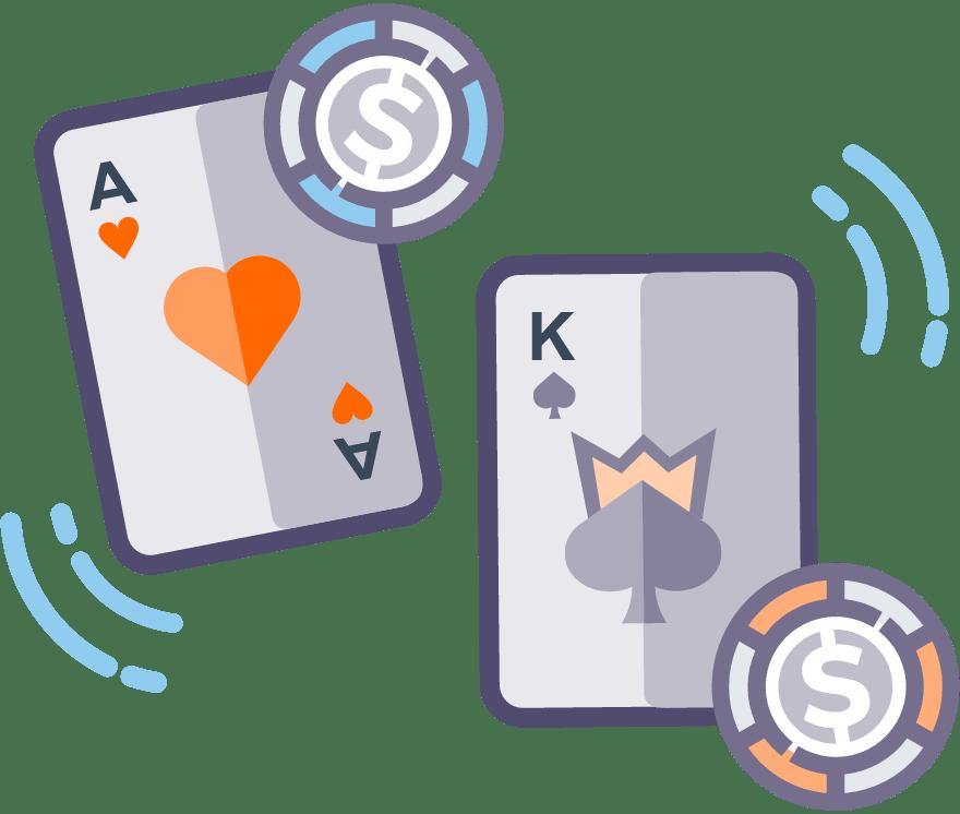 Bästa Casino War Mobil Casinos 2021